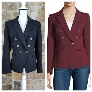 NWT Tahari ASL 14 Trophy Jacket Double Breasted